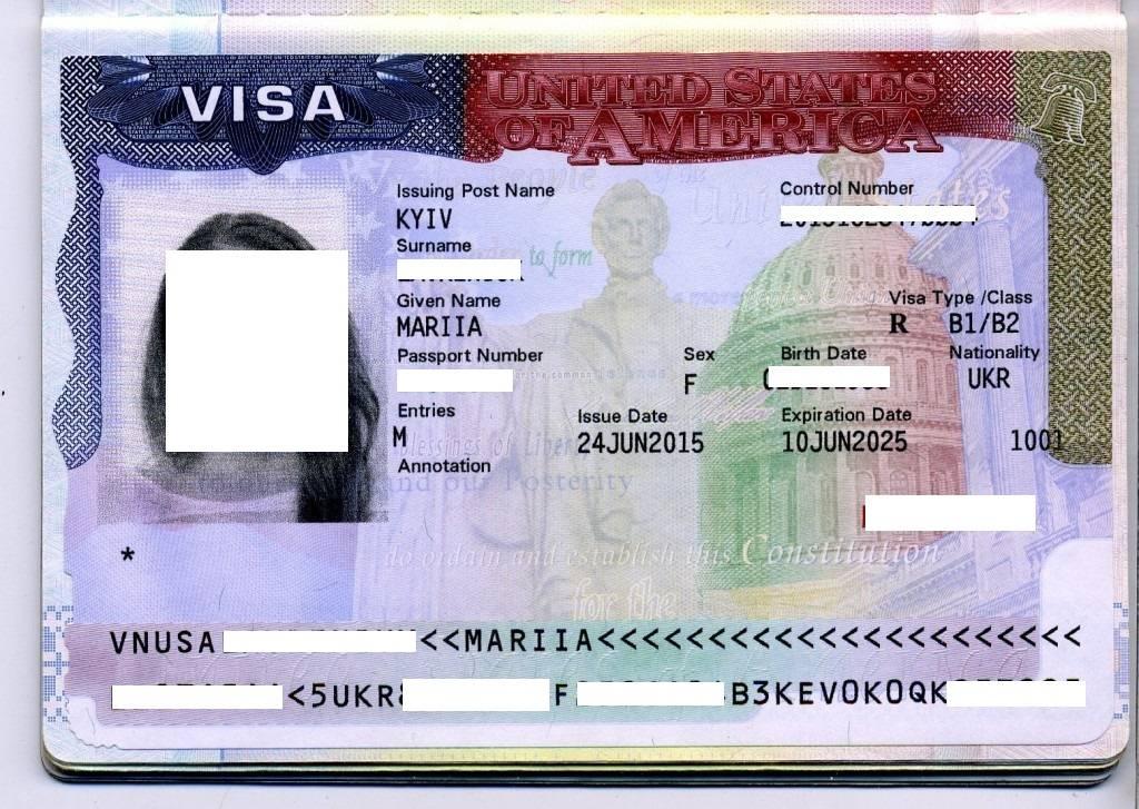 Виза в сша для россиян в 2021 году: виды виз, список документов