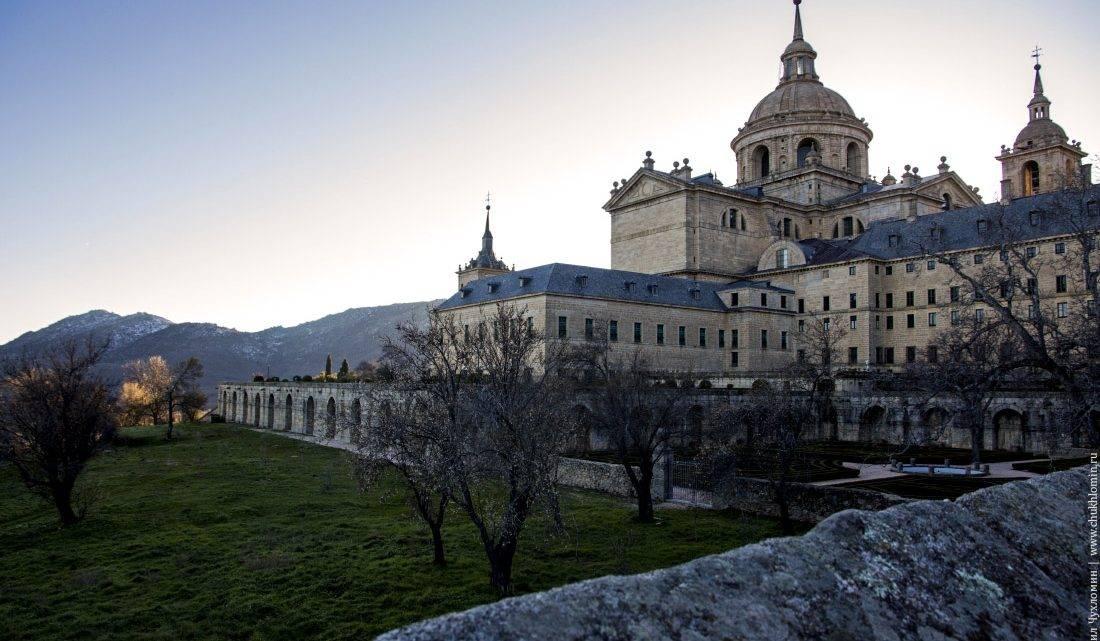 Эскориал (монастырь, дворец)