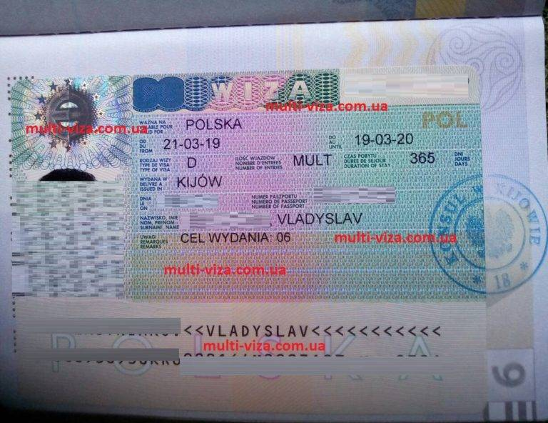 Виза в польшу самостоятельно в москве, необходимые документы