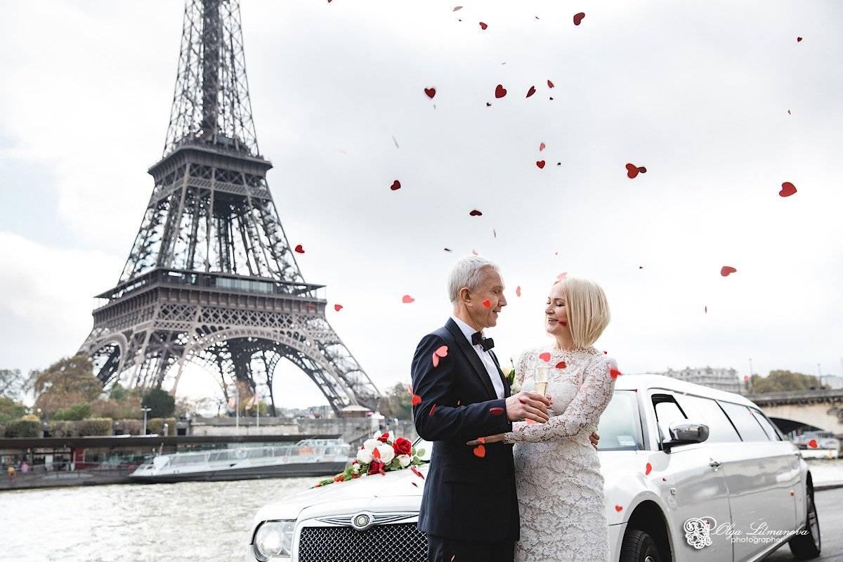 Свадьба во французском стиле: советы по подготовке и оформлению