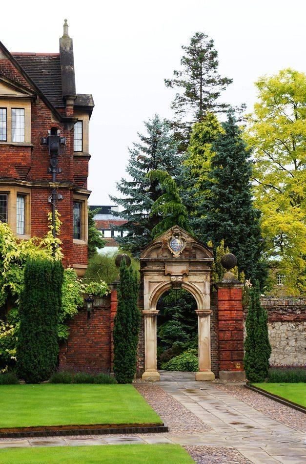 Английский ландшафтный дизайн, особенности, фото – rehouz