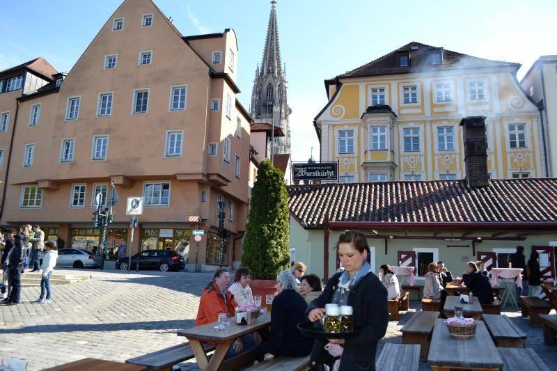 Квартиры и апартаменты врегенсбурге