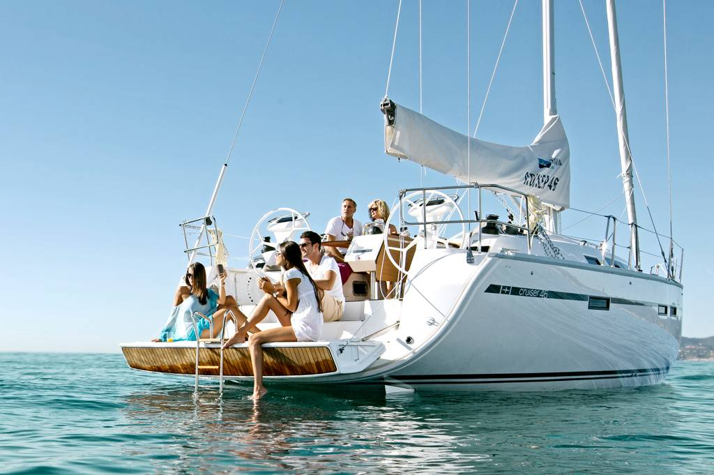 Аренда яхт в испании. навигация с экипажем или без экипажа