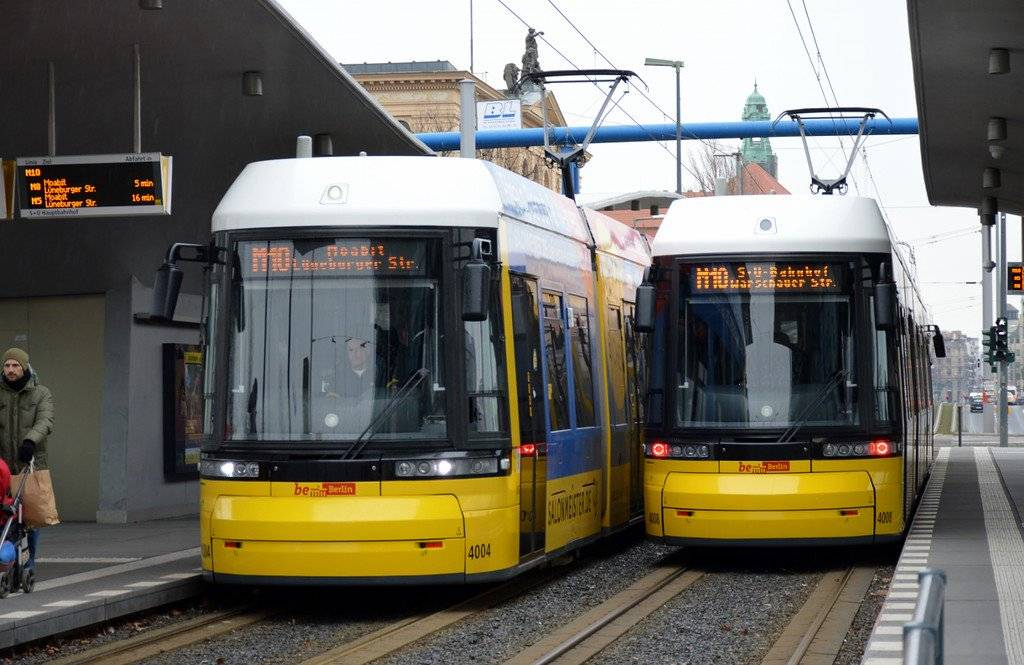 Общественный транспорт Берлина: мобильность по-немецки