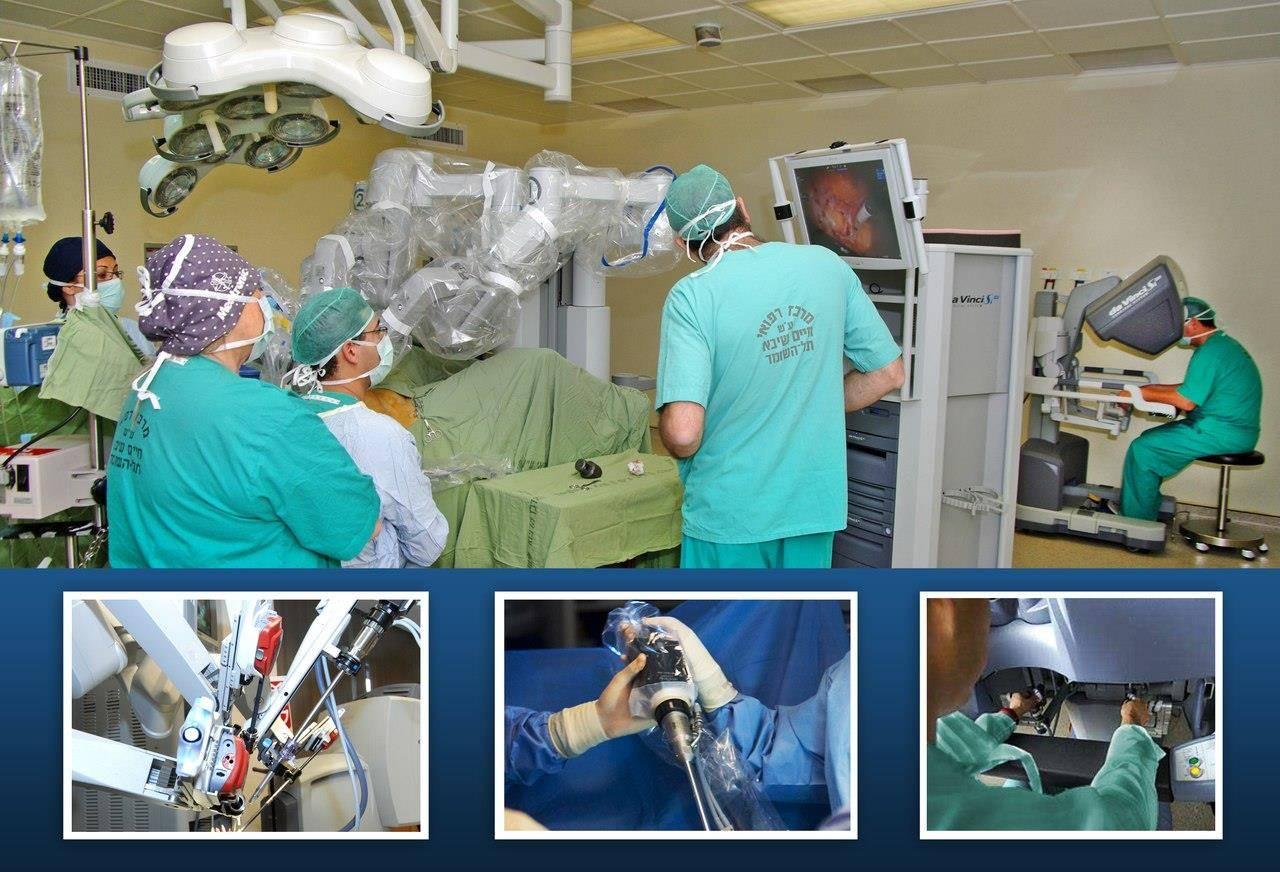 Удаление рака простаты роботом да винчи - стоимость операции в германии
