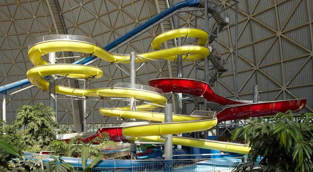 Лучшие аквапарки стамбула