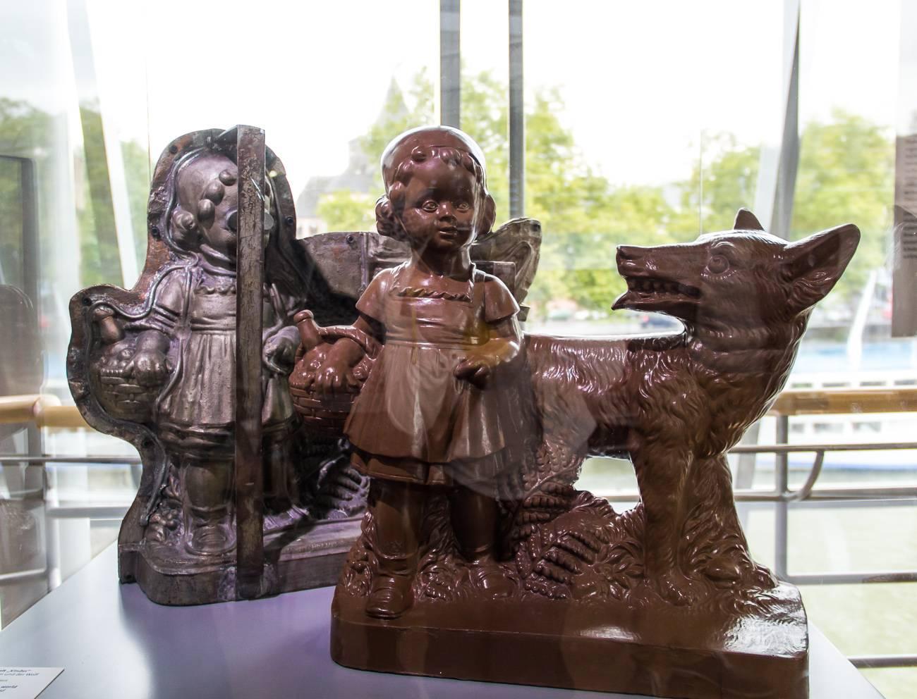Музей шоколада в кельне - zefirka