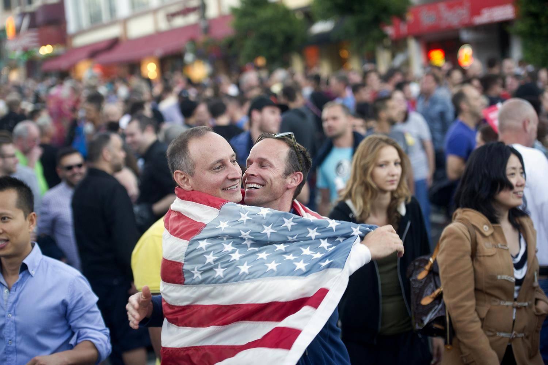 Где разрешены однополые браки?