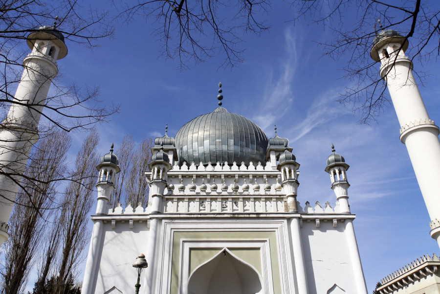 Главные мусульманские мечети москвы
