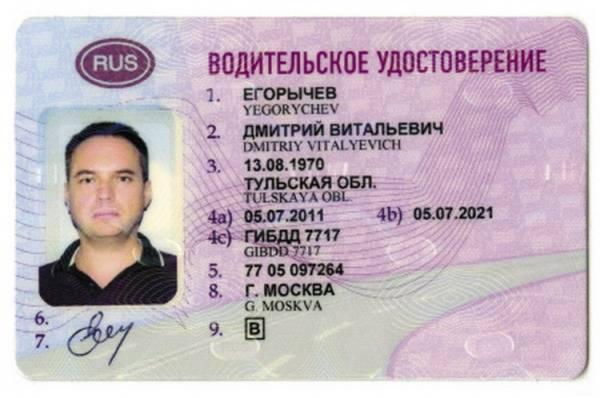 Действуют ли российские водительские права в европе в 2021 году?
