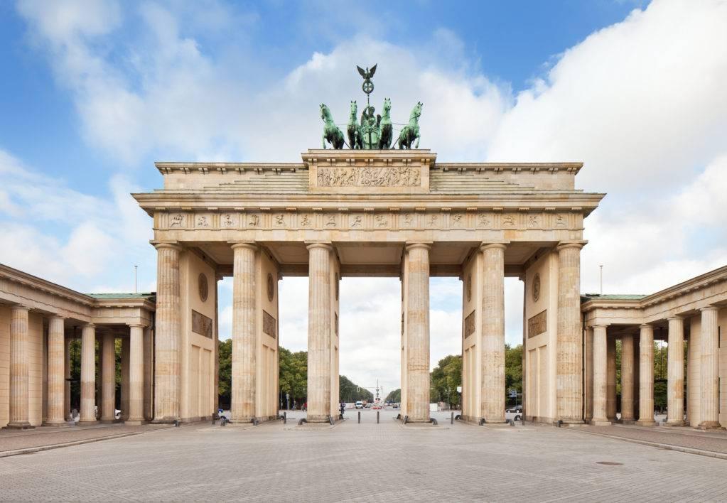Бранденбургские ворота (brandenburger tor) описание и фото - германия: берлин